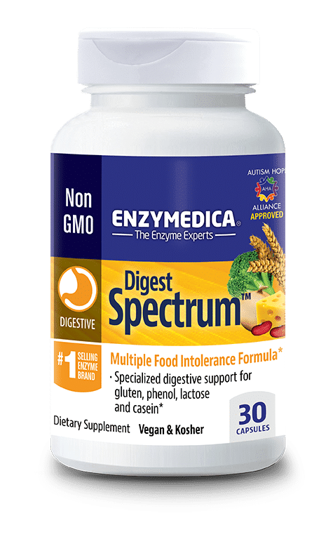 Enzymedica Digestive Supplements Product Photo